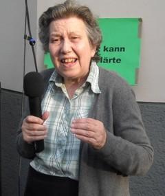 Photo of Ute Bock
