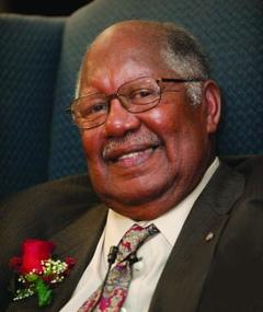 Photo of Ernest J. Gaines