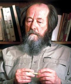 Foto de Aleksandr Solzhenitsyn
