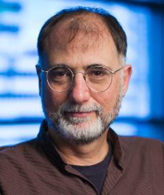 Photo of David New