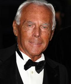 Photo of Giorgio Armani