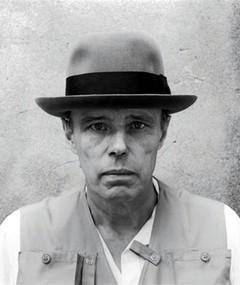 Photo of Joseph Beuys