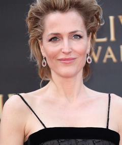 Photo de Gillian Anderson