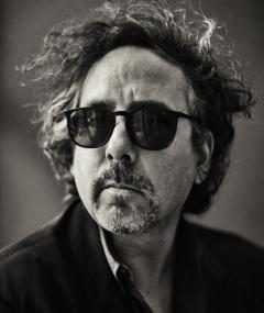Photo of Tim Burton