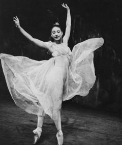 Photo of Margot Fonteyn