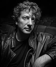 Photo of Neil Gaiman