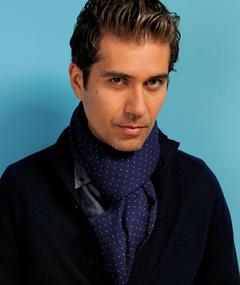 Photo of Reza Sixo Safai