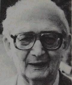 Photo of Herbert Weissbach