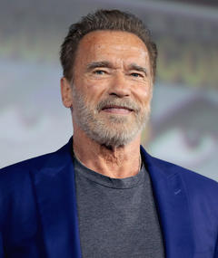Arnold Schwarzenegger adlı kişinin fotoğrafı
