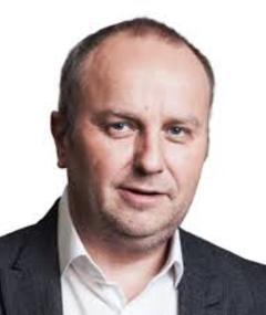 Photo of Hans Morten Hansen