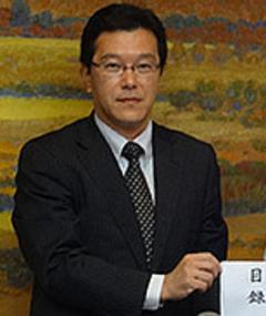 Photo of Hiroyuki Fujikado