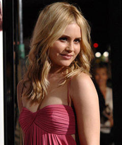 Photo of Alison Lohman