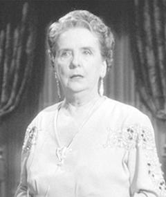 Photo of Alma Kruger