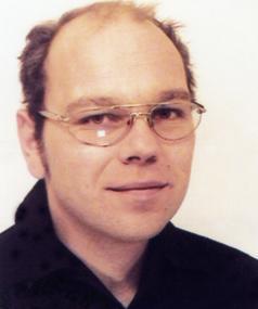 Photo of Frank Bubenzer