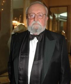 Photo of Krzysztof Penderecki
