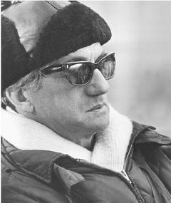 Photo of Robert Krasker