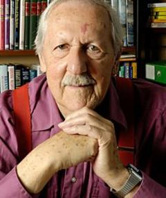 Photo of Brian Aldiss