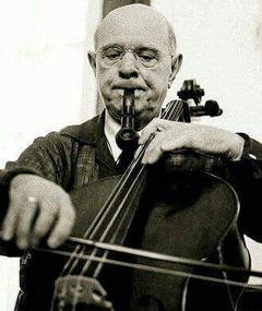 Photo of Pablo Casals