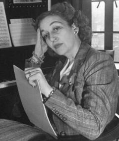Photo of Dorothy Fields