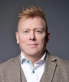 Photo de Jón Gnarr