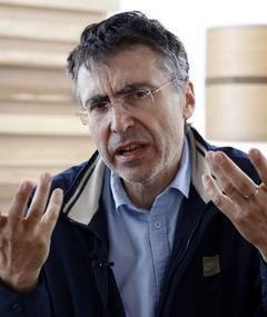 Photo of Pierre Carles