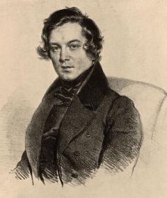 Photo of Robert Schumann