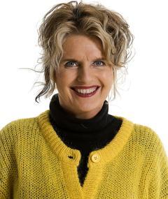 Photo of Edda Björgvinsdóttir