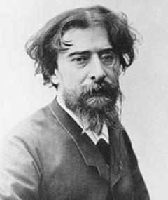 Photo of Alphonse Daudet