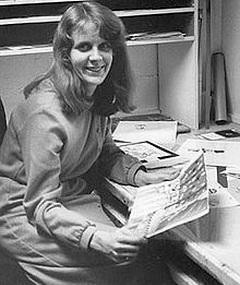Photo of Sally Cruikshank