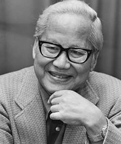 Photo of Keye Luke