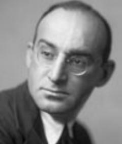 Photo of S.N. Behrman