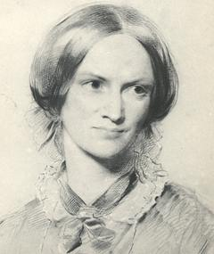 Photo of Charlotte Brontë
