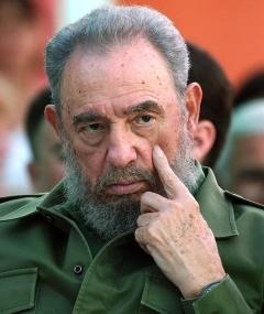 Foto von Fidel Castro