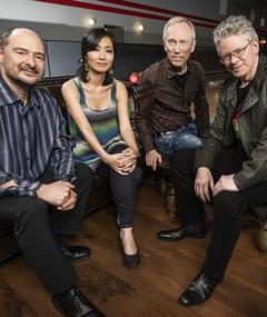 Photo of Kronos Quartet