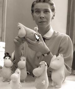 Photo of Tove Jansson