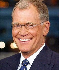 Foto af David Letterman
