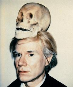 Photo of Andy Warhol