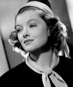 Photo of Myrna Loy