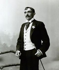 Photo of Herman Bang