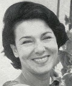 Photo of Dina Sassoli