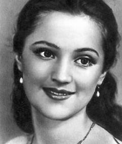 Photo of Ariadna Shengelaya