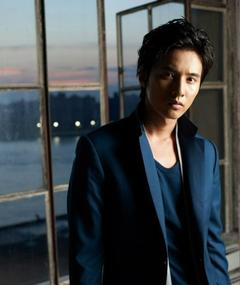 Photo of Won Bin