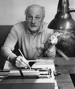 Photo of Heinz Oskar Wuttig