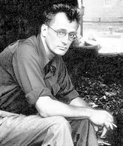 Photo of Nelson Algren