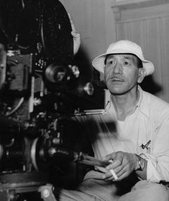 Photo of Yasujirô Ozu