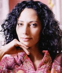 Photo of Suheir Hammad