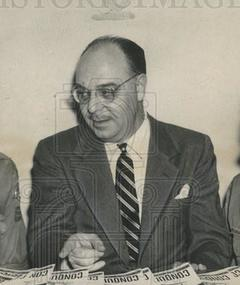 Photo of Frank Mandel