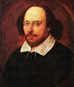 Foto av William Shakespeare