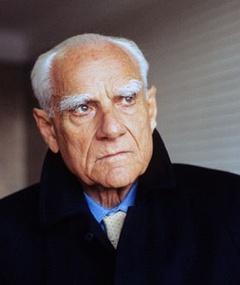 Photo of Alberto Moravia