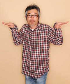 Photo of Shinji Imaoka
